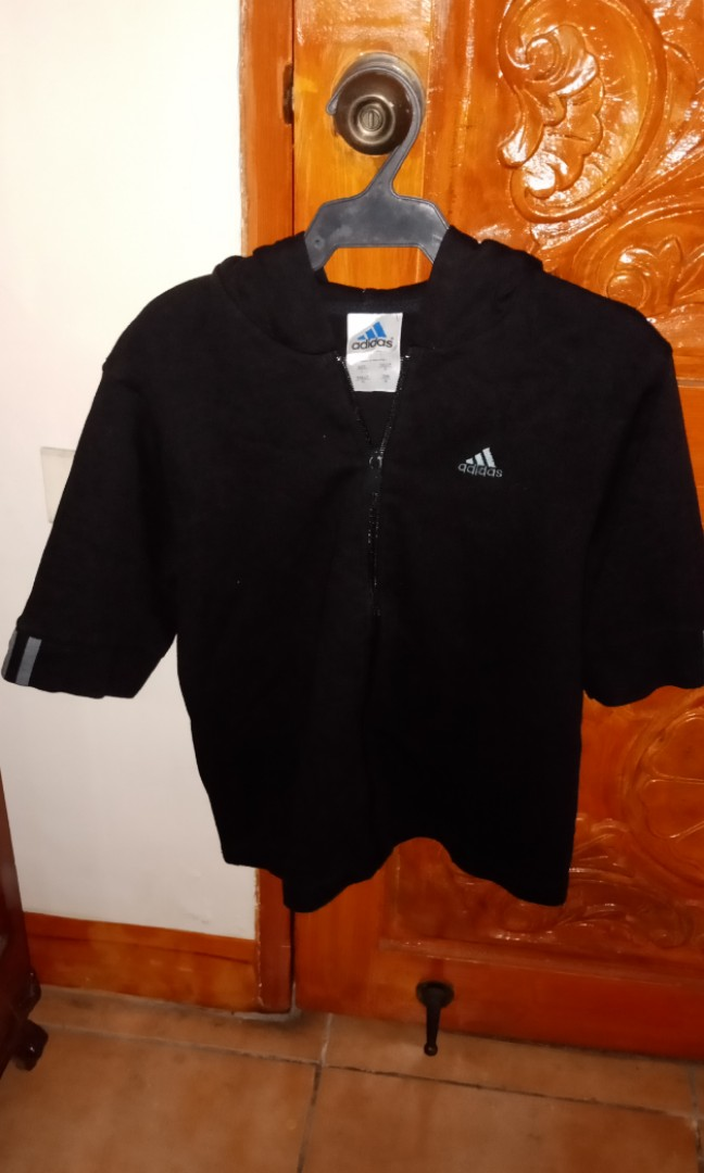 87057c4b9425 Adidas Black Jacket