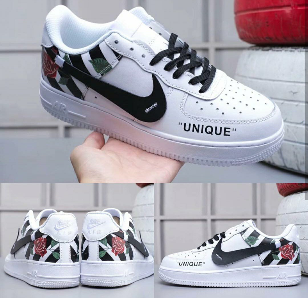 895c99263285 authentic airforce 1 x off white floral