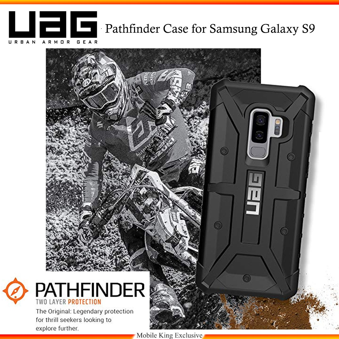 detailed look 71dff 4b754 [Clearance Sales] UAG Pathfinder Case for Samsung Galaxy S9