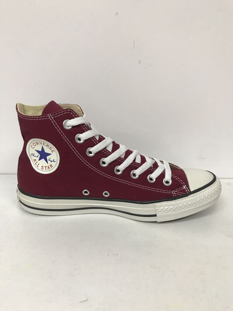 74eed084f307a1 CONVERSE CT AS HI MAROON