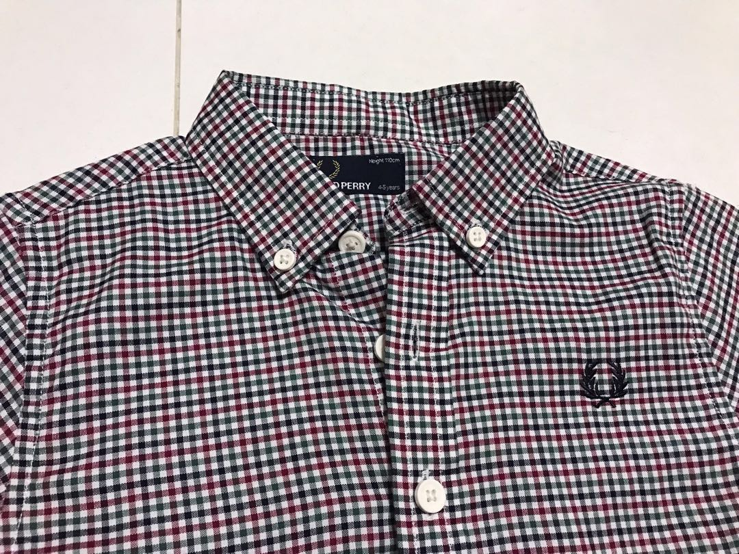 db4e412d3 ... United CORRS · Fred Perry shirt