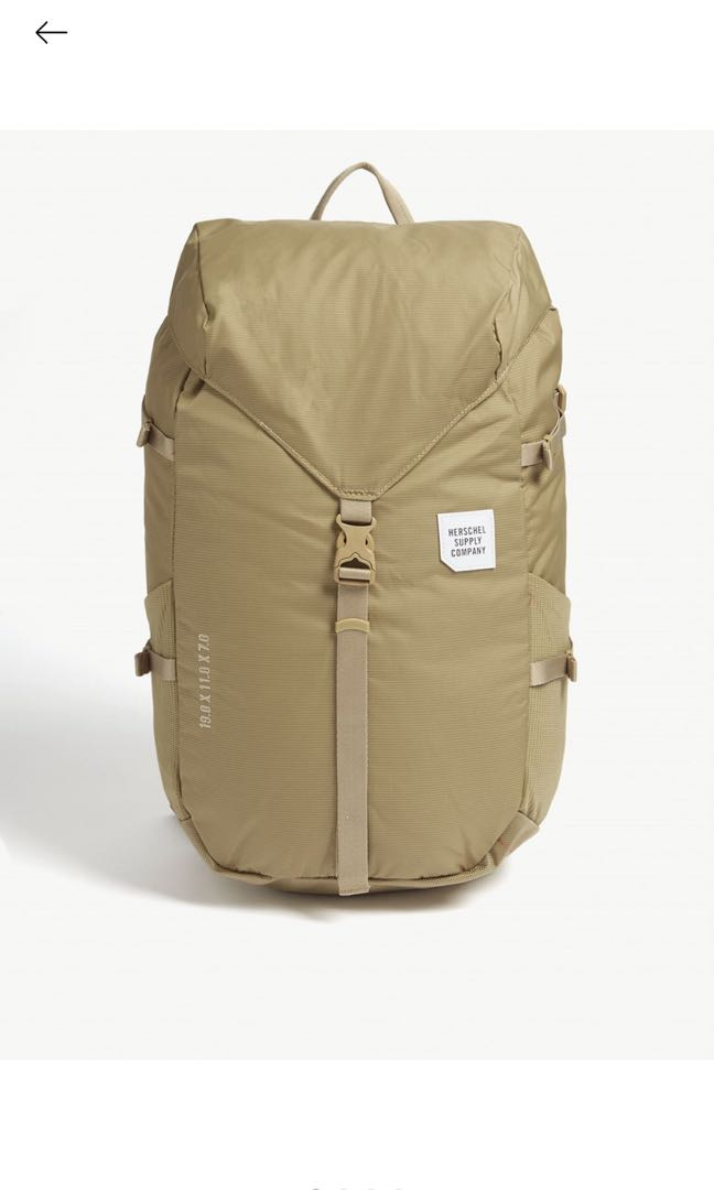 abd3b89d8a9 HERSCHEL BARLOW large backpack