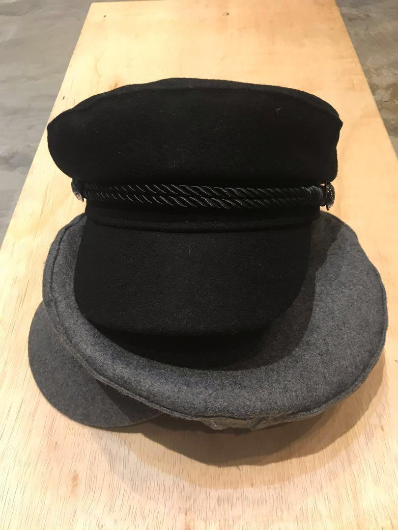 b00f8a8cbc37e In stock! Fiddler Cap Army Cadet Cap Baker Boy Hat