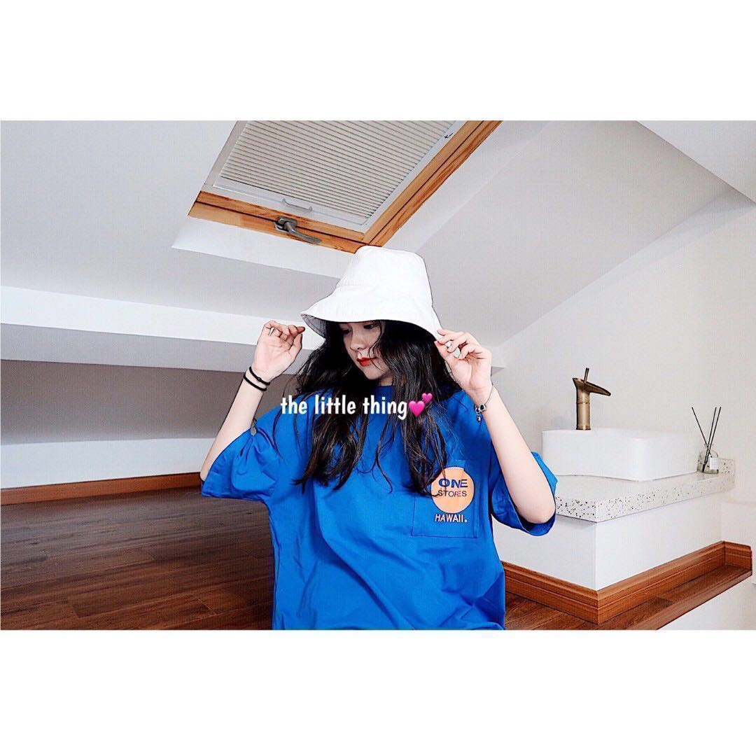 abae6a106c3ef Instock Bucket hat with detachable string