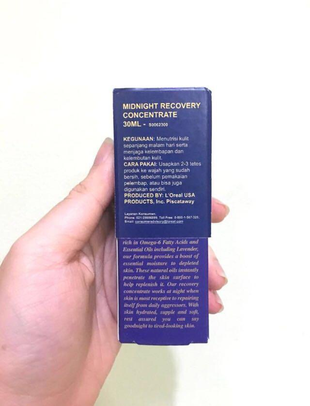 Kiehl's Midnight Recovery Concentrate #CNY2019