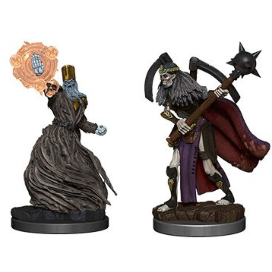 Liches - Dungeons & Dragons Miniatures