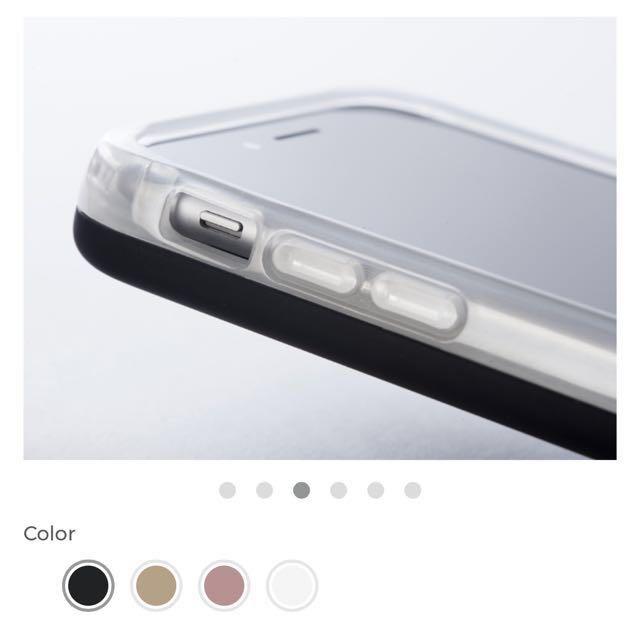 pretty nice ab9be fc858 LuMee Duo iPhone 7 PLUS, 6s PLUS, 6 PLUS Case