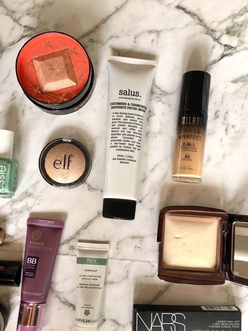 🌸Makeup and Skincare Bundle 💫 PRICE DROP