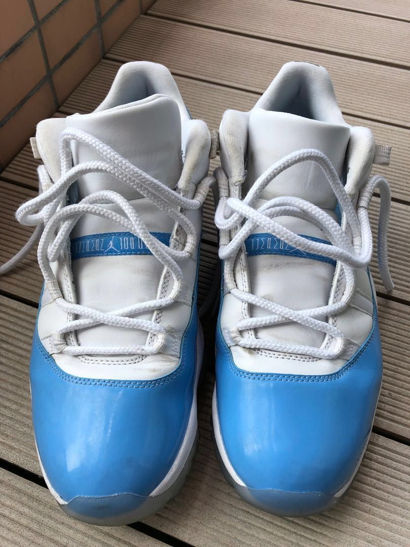 new style 711d8 93d85 Nike Air Jordan 11 Retro Low Carolina 2017 release