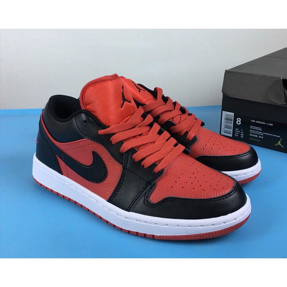 Nike Air Jordan Low Cut 68db3bb99