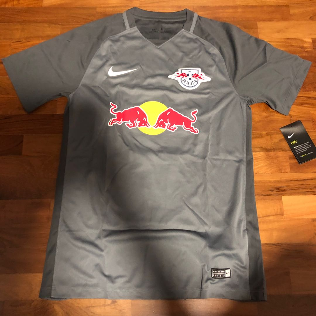 3e92b959f Red Bull Leipzig Third Jersey, Sports, Sports Apparel on Carousell