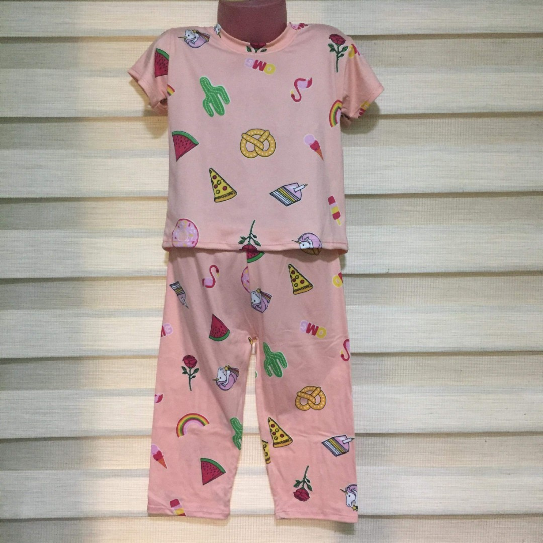 587f6170d Small pajama terno for Kids