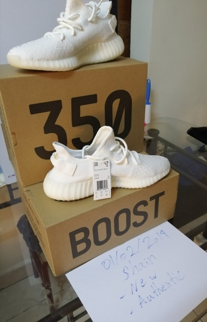 Adidas Yeezy Boost 350 V2 New Authentic  Kanye  3137cdd70