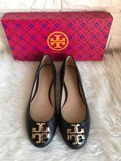 tory burch claire flatshoes