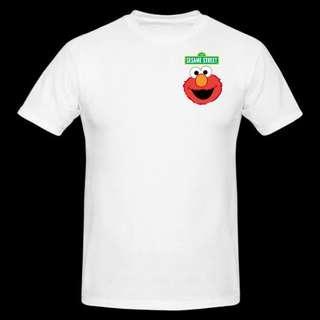 Elmo sesame