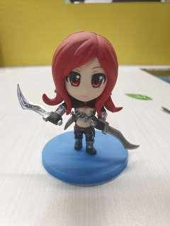 League of Legends Katarina Mini Figurine