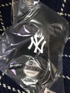 New Era NY logo cap帽 Black 正版正貨 authentic