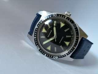 Enicar / Gallet / Racine Skin Diver Watch