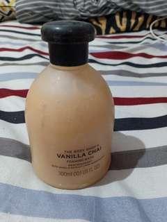 Foaming Bath The Body Shop (Vanilla Chai) 300ml