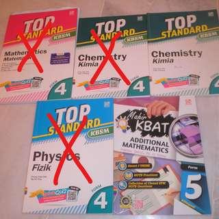 SPM Chem & A.Maths