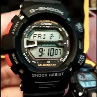 G-shock mudman g9000