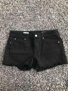 GAP - shorts / Black /Size 2