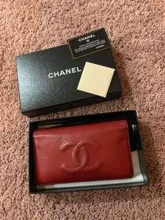 🚚 CNY sale $280 Authentic Chanel Wallet