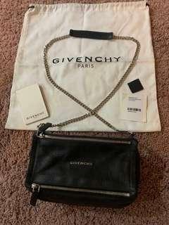 🚚 CNY Sale $650 Givenchy pandora mini chain