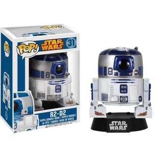 PRE-ORDER Star Wars Vinyl Bobble Head Figure