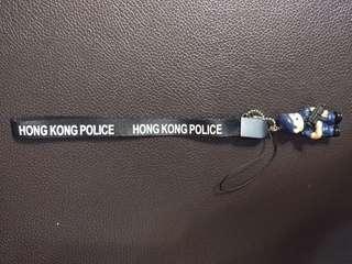 Hong Kong Police 吊飾