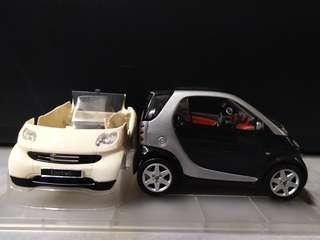 1:18 Smart For Two Coupe