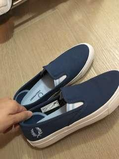 Fred Perry Slip On