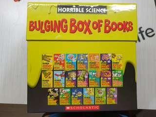 Horrible Science 20 Books set