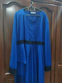 Dress Plus Size Mis Claire