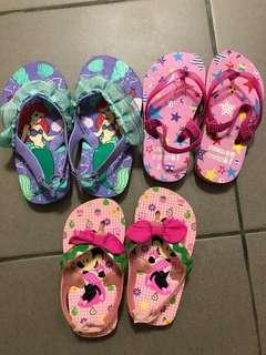 🚚 Princess shoes princess sandal princess slipper Disney shoes