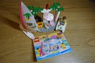 LEGO 經典積木 6401 set
