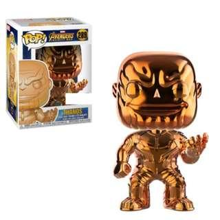 PRE-ORDER Exclusive Pop Marvel: Infinity War THANOS