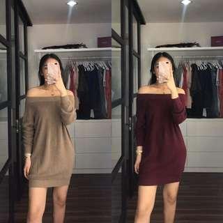 Modelano Red Dress