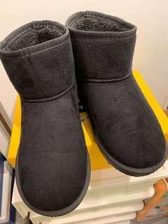 毛毛boot 女裝鞋 靴