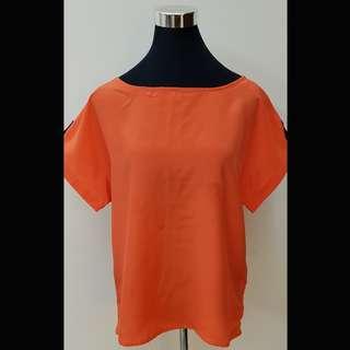 Hypnosis Orange Top