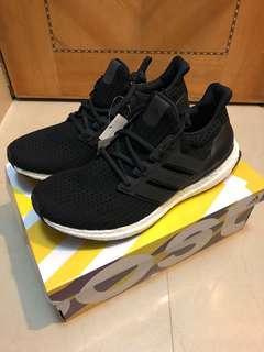 Adidas Ultra Boost 4.0 Black Us10 Eur44