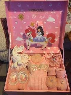 全新嬰兒禮盒/套裝