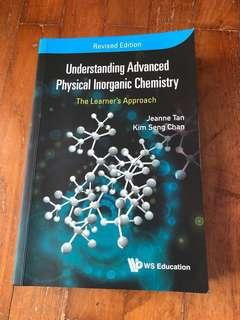 Understanding Advanced Physical Inorganic Chemistry (A Level H2 CM)
