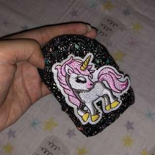 Dompet Koin Unicorn Sparkle