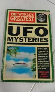🚚 The world's greatest ufo mysteries