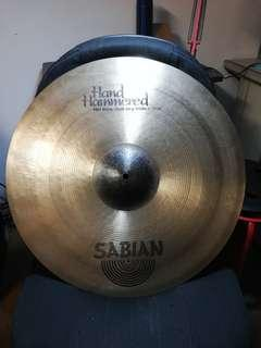 """🚚 Sabian HH Series Raw Bell Dry Ride Cymbal 21"""""""