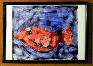 Painting. Modern art.