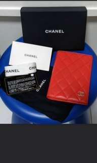 Chanel Passport Holder