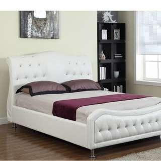FREE Delivery and Assembly  -BRAND NEW BED -Donnatella Master Bed With Rhinestones