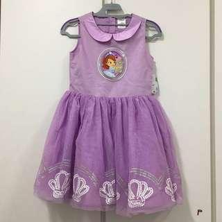 [BN] Big Girl Disneyland Princess Sophia Dress